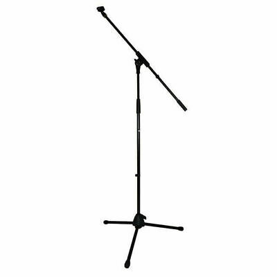 Microphone Boom Stand Professional Mic Stand Unbreakable Base Free Mic Clip