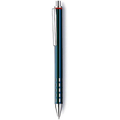 Rotring Jazz  Beacon Blue Capless Rollerball Pen New In Box