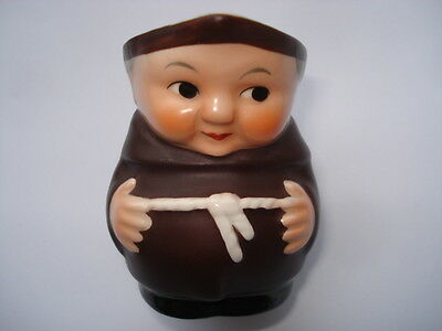 Vintage Small Goebel Monk Jug