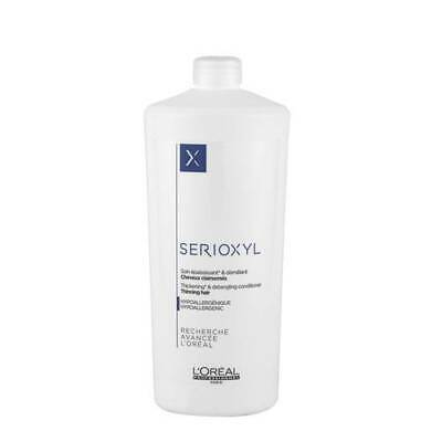 L'OREAL Serioxyl Conditioner 2 Coloured Thinning Hair 1000ml