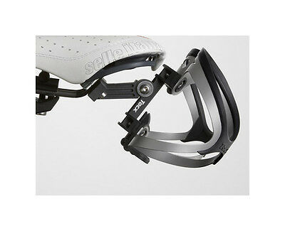 Tacx Saddle Clamp for 1 or 2 Water Bottle Cages - T6202