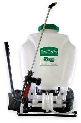 CHAPIN 61900 Backpack Sprayer, 4 gal., Poly