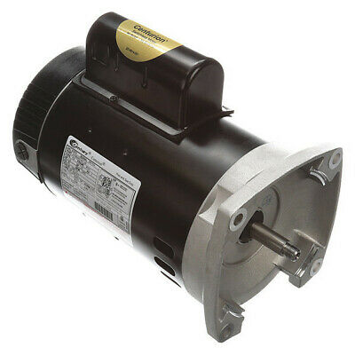 CENTURY B2853 Pool Pump Motor, 1 HP, 3450 RPM, 115/230V