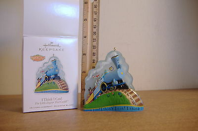 ~I Think I Can!~The Little Engine That Could~2010 Hallmark Ornament~