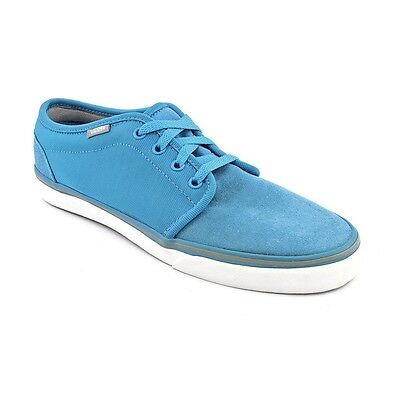 87abc1cd52cdfb VANS 106 VULCANIZED MLX LIGHT BLUE CHARCOAL sz 13 MENS SHOES SKATE SK8 LXVI  NEW