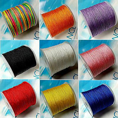 100 Yards Waxed  Cords / String Jewellery for shamballa bracelets necklace