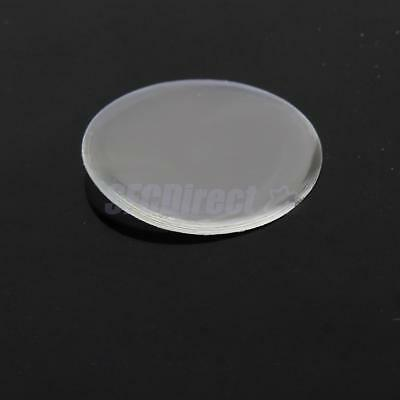 "Lot 120 Adhesive 1"" Dome Circle Clear Epoxy Seals Stickers for Bottle Cap Crafts"