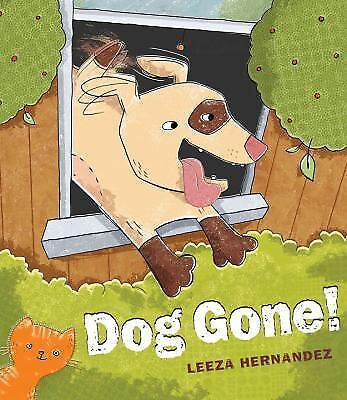 Leeza Hernandez - Dog Gone (2012) - Used - Trade Cloth (Hardcover)