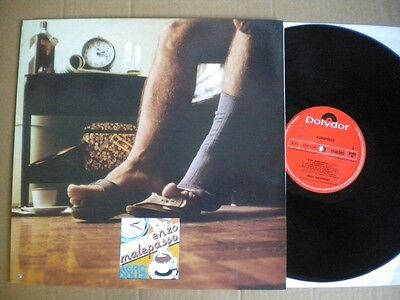 Enzo Malepasso Agro Dolce 1979 Polydor Lp