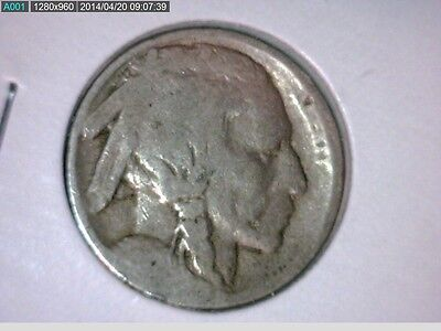 1913-D  Type 1    No Date    Indian Head  Buffalo Nickel   1