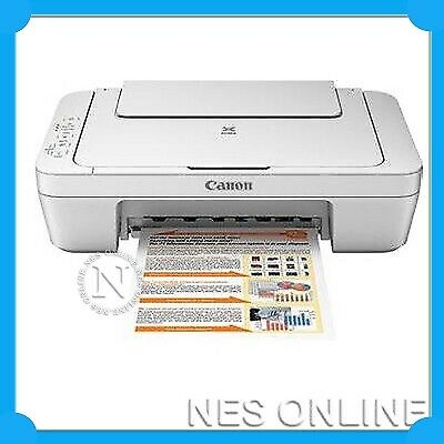 Canon MG2560 Multifunction Inkjet All-In-One Color Printer PG645/CL646Damage Box