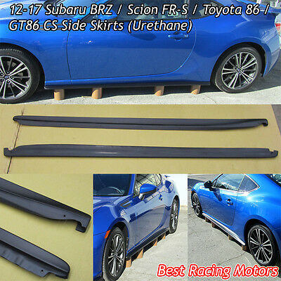 Bottom Line CS Style Side Skirts (Urethane) Fits 12-18 Scion FR-S / Toyota 86