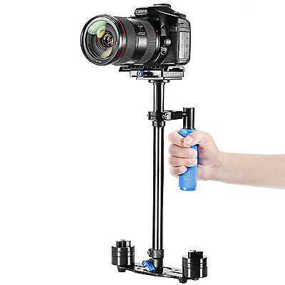 "Neewer 24""/60cm Handheld Stabilizer w/ Quick Release Plate f DSLR&Video Cameras"