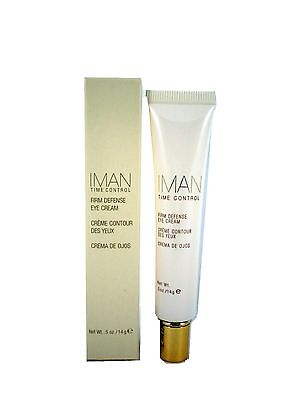 Iman Time Control Firm Defense Eye Cream Eye Puffiness Treatments 0.5 oz