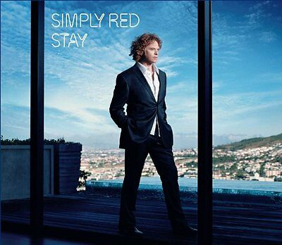 SIMPLY RED Stay BOX 2CD+ DVD Ristampa Deluxe NEW .cp