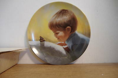~Sunny Surprise~Donald Zolan ~Special Moments Plate~