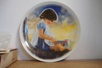 ~By Myself~Donald Zolan ~Children Collector Plate~#3~