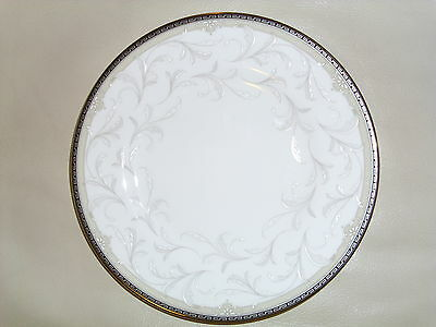 "WATERFORD FINE CHINA 8"" PLATE PATTERN BROCADE NWT"
