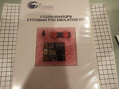 Cypress POD Emulation Kit    CY7C60445    new in orignal packaging