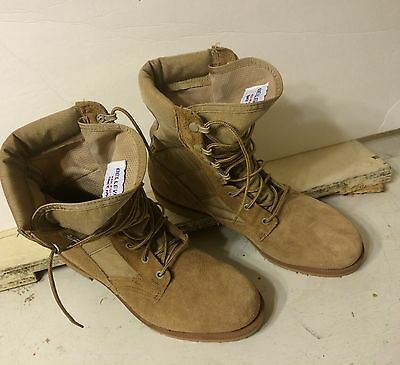 BELLEVILLE USA USMC ARMY MILITARY Desert Boot boots Steel Toe  men's Sz 8 R NWOB
