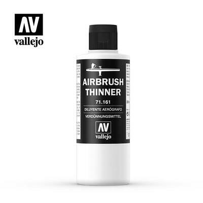 Vallejo Airbrush Paint - Model Air Additives - Thinner 200Ml - 71.161