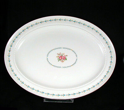 Vintage Hall China/SEARS' MOUNT VERNON Large Platter 15 1/2 in-