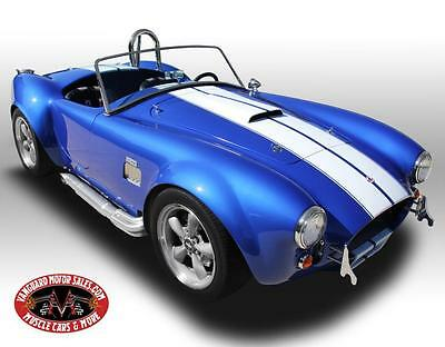 Replica/Kit Makes : Other Factory Five 1965 cobra 4.6 l fuel injected 5 speed 4 disc factory 5