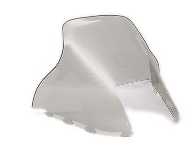 "Polaris Indy 1988-98 Old Gen Mdls 19-1/2"" Clear Windshield"