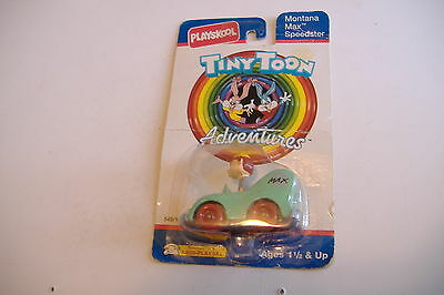 ~Montana Max Speedster~Tiny Toon Adventures~Playskool~