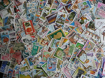 Collection breakup! PAKISTAN 400 different,up to 2005 some mixed condition