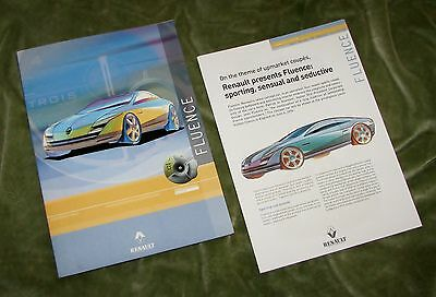 2004 Renault Fluence Concept Car Press Release