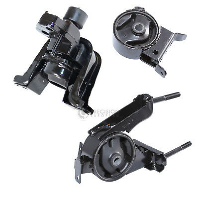 3pc Engine & Trans Mounts - for Scion xA xB - 1.5L Motor Automatic Transmission