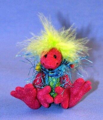 Deb Canham Button it Life's Lil Monsters Collection