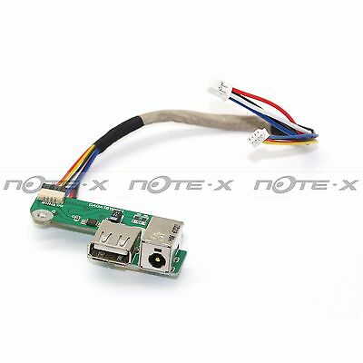 New Ac Dc Jack Power Port Charger Board For 90W Hp Pavilion Dv6000 Dv6500 Dv6700
