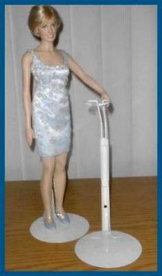 Doll Stand for Franklin Mint Vinyl Princess Diana Titanic Rose Dolls