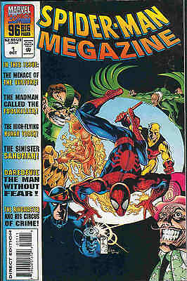 Spiderman Megazine # 1 (100 pages) (USA, 1994)