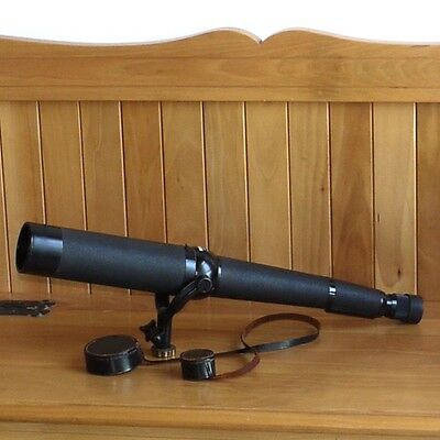 CANNOCCHIALE Carl Zeiss 40x60 Dialyt monoculare spotting scope  - ID 3236