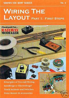 Peco Shows You How Booklet No.4 Wiring the Layout Part 1 New