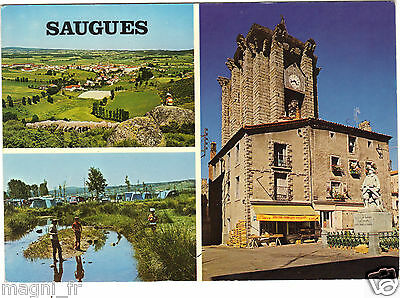 43 - cpsm - SAUGUES