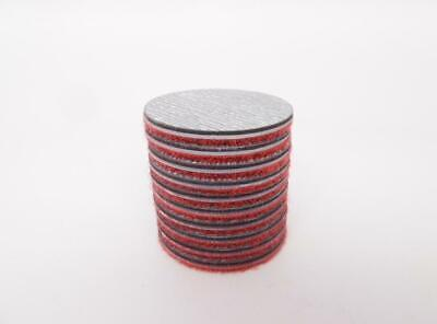 10 Pack of Red Resurfacing Sanding Pads for Disc Repair Machines fits RTI Eco