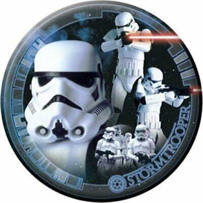 """Star Wars Stormtroopers Collage 3"""" Round Magnet, NEW UNUSED"""