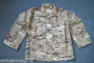 NEW - Latest Issue PCS Temperate Combat Shirt MTP Camo Pattern - Size 200/128