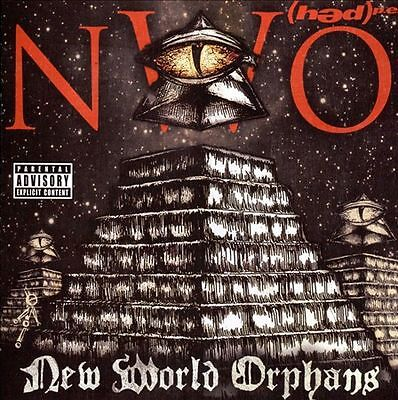 HED PE**NEW WORLD ORPHANS**CD