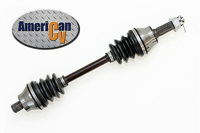 2011-12-13 POLARIS SPORTSMAN FOREST 550 FRONT EXTREME OFF ROAD ATV CV AXLE SET
