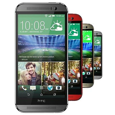 Unlocked HTC 6525 One M8 32GB Android Smartphone