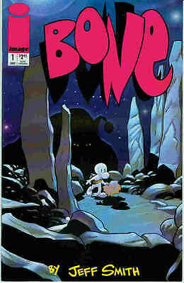 Bone # 1 (Jeff Smith) (Image, USA, 1996)