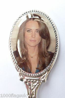 Kate Middleton Catherine, Duchess of Cambridge Collector's Spoon - Silver Plated