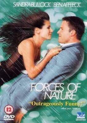 Forces of Nature DVD (2001) Sandra Bullock, Hughes (DIR) cert 12 Amazing Value