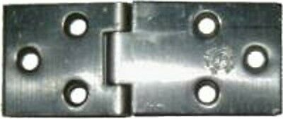 PLAIN STEEL Drop Leaf Table Hinge - Steel  S1722