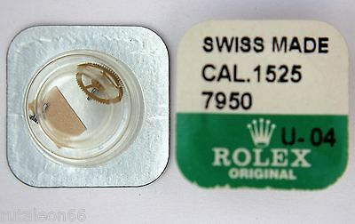 ROLEX original NOS part number 7950 for cal.1525 Center wheel with cannon pinion